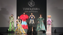 55 Years and Counting - Yumi Katsura Grand Collection 2020 in Tokyo