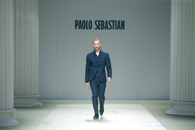 Day 2 Jinan in Style International Fashion Week - Paolo Sebastian
