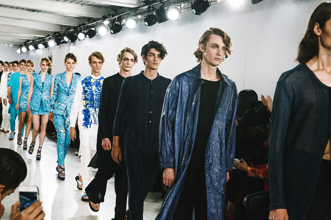 London Collections' Men: Songzio has arrived