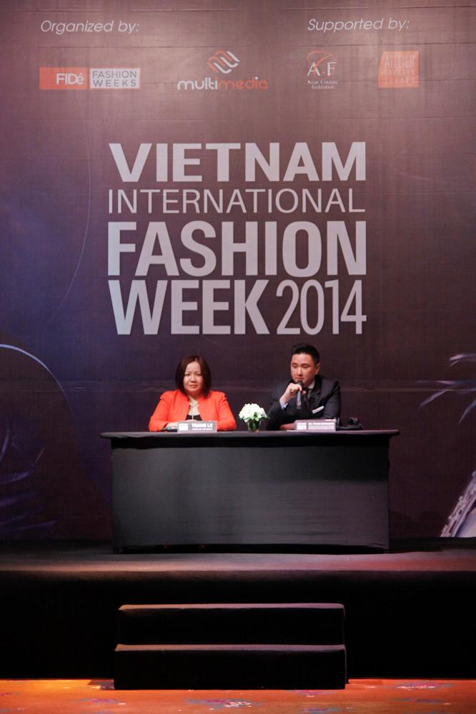 Vietnam International Fashion Week 2014 <br/><br/><br/>