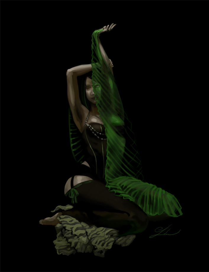 Hada Verde