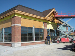Tim Hortons Wendy's Combo, Markham, Ontario 111