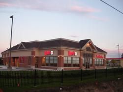 Tim Hortons Wendy's Combo, Markham, Ontario 158