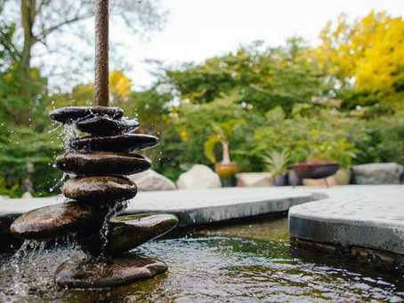 Water Features - A gift from the Wonderland