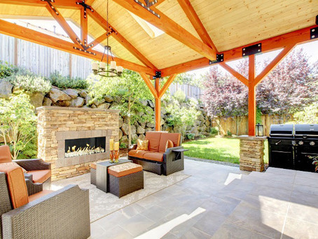 Fire Pits and Fireplaces - Bring light to your nights