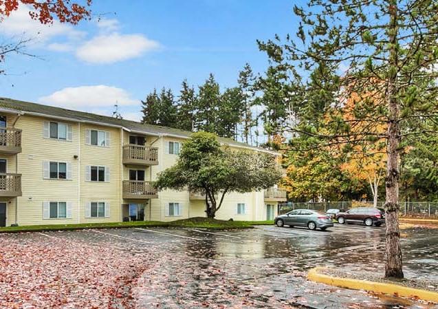 Arbor Woods Apartments