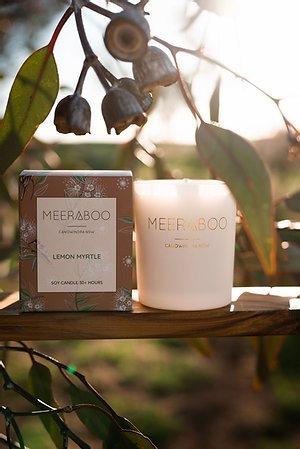MEERABOO Soy Candle - Lemon Myrtle