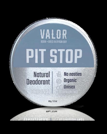Pit Stop - Natural Unisex Deodorant