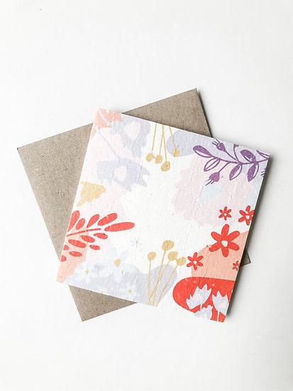 Plantable Gift Card - LuLu