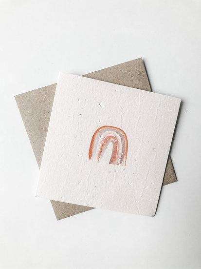 Plantable Gift Card - Rainbow