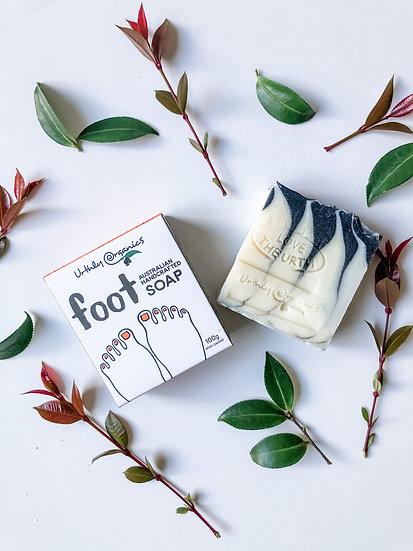 Urthly Organics - Foot Soap