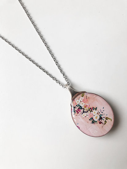 Upcycled Spoon Necklace