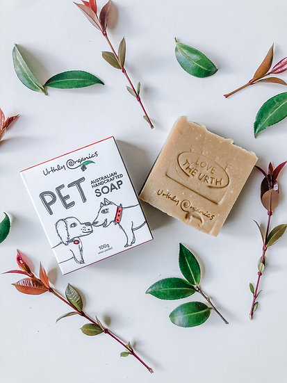Urthly Organics - Pet Soap