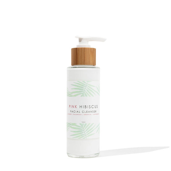 PINK HIBISCUS - Facial Cleanser