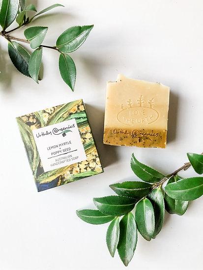 Urthly Organics - Lemon Myrtle & Poppy Seed