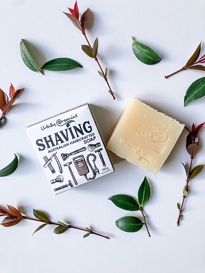 Urthly Organics - Shaving Soap
