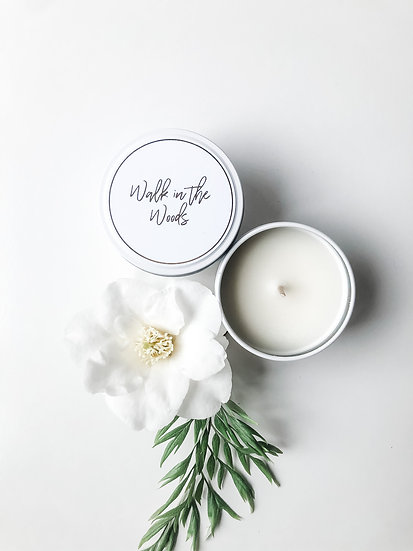 Haven Soy Candles - Walk In The Woods