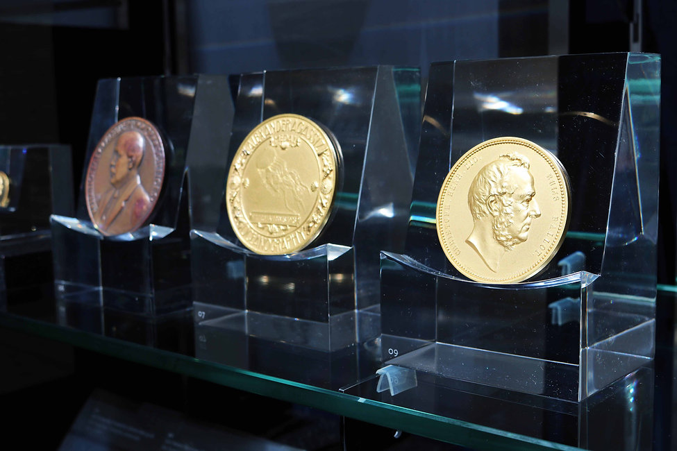 Bjerknesmedaljene Mistrol