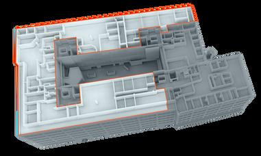 Ledig - 7 etasje