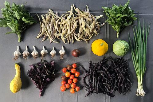 Seasonal Harvest Box # 10 - $50