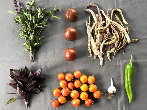 Seasonal Harvest Box # 11 - $20