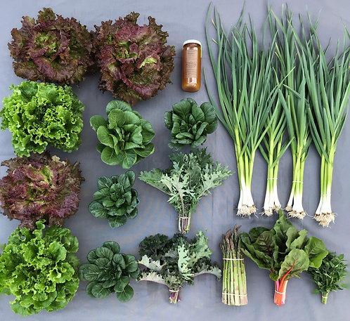 Seasonal Harvest Box #1 - $50
