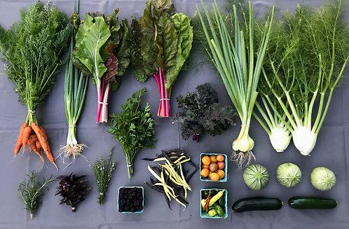 Seasonal Harvest Box - #6