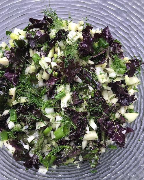 Fennel Kale Salad Kit