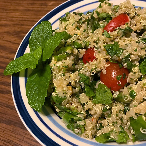 Quinoa Tabbouleh Kit