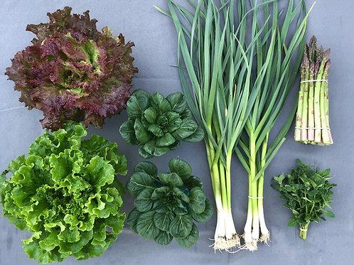 Seasonal Harvest Box #1 - $20