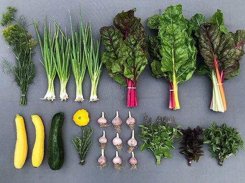 Seasonal Harvest Box # 9 - $35