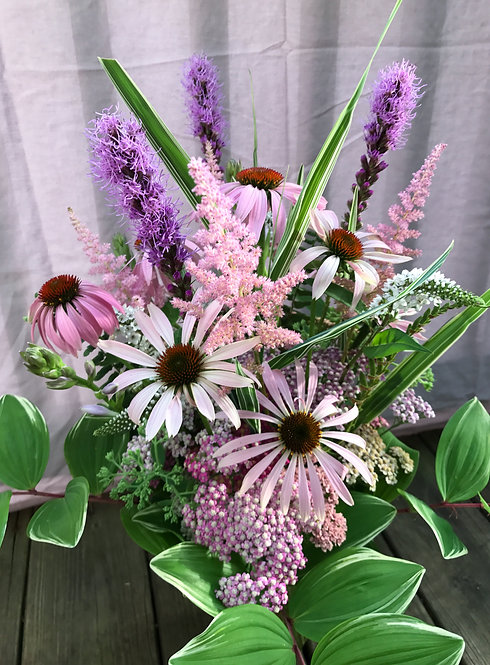 Flower Subscription / 3 weeks : Large Arrangement