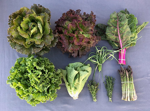 Seasonal Harvest Box # 5 - $20
