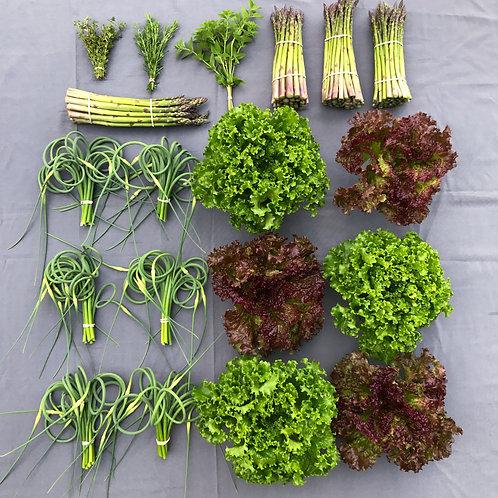 Seasonal Harvest Box - #3