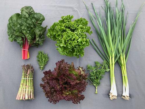 Seasonal Harvest Box # 2 - $20