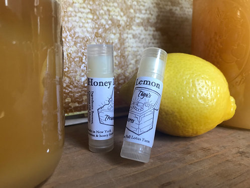Honey Lemon Lip Balm