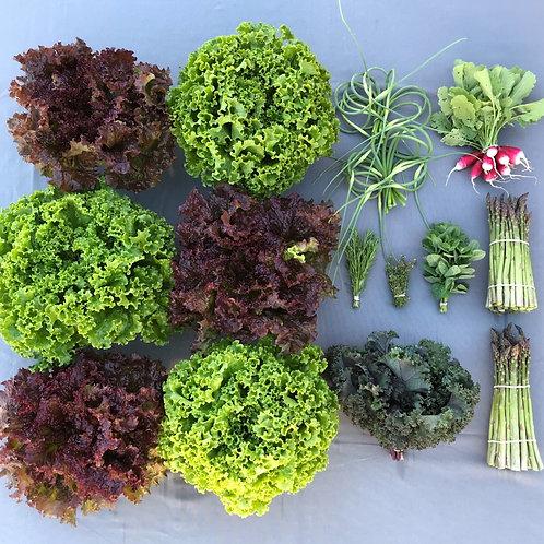 Seasonal Harvest Box # 4 - $35