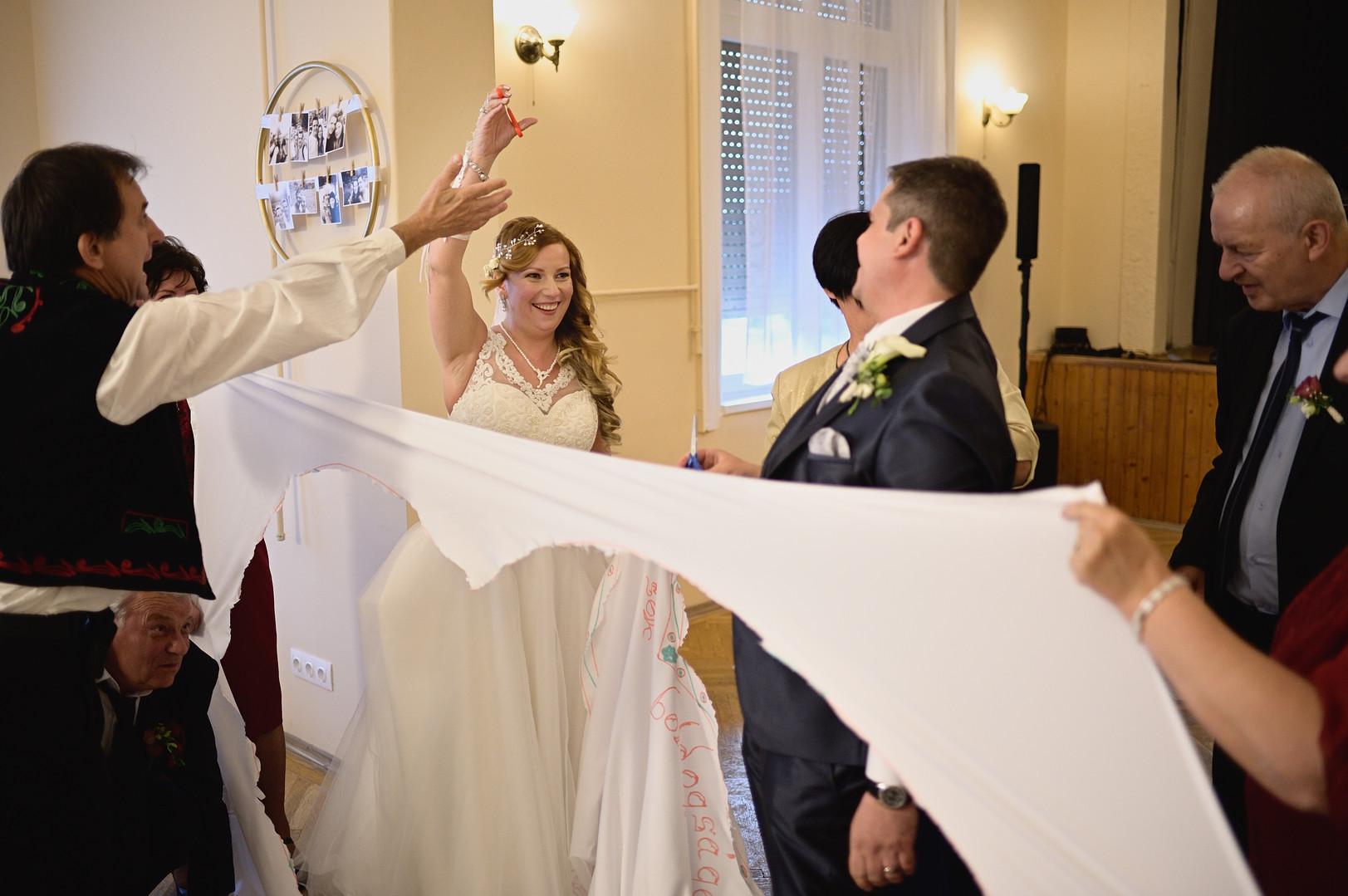 384  Esküvői fotózás - Enikő és Peti Bul