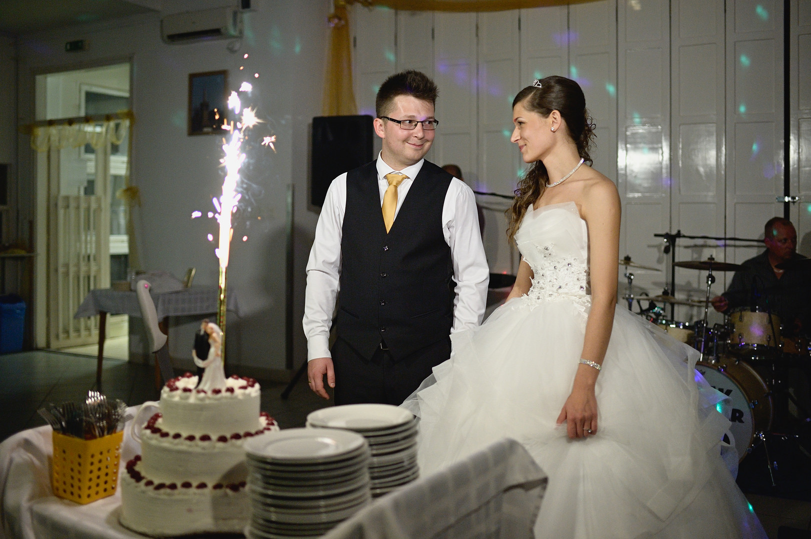 520 - Esküvő fotózás - Dia és Endi  - Bu