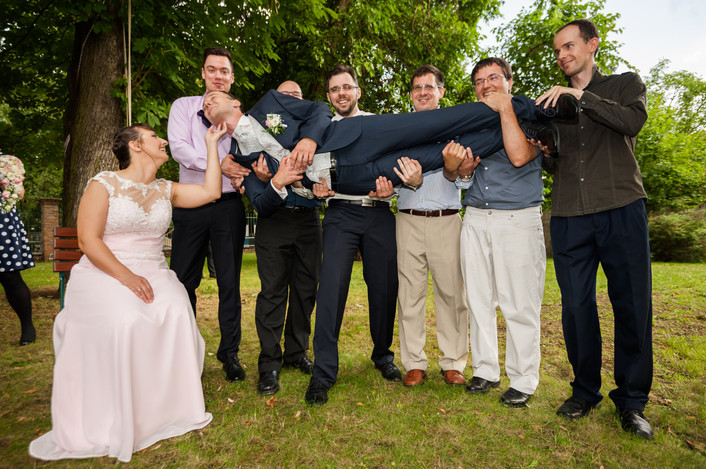 Esküvő fotózás videózás - Rita és Balázs - csoportfotózás 21