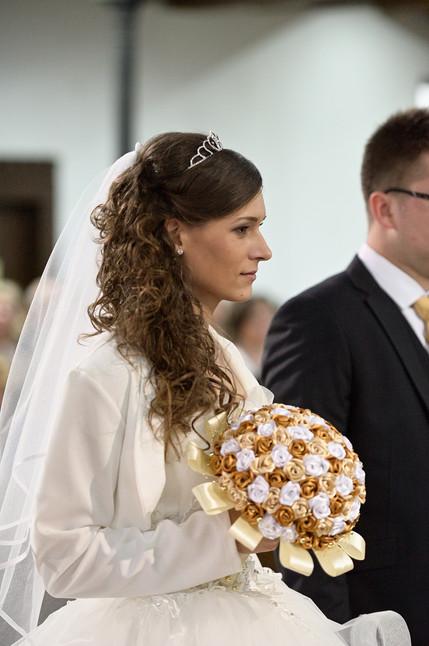 016 Esküvő fotózás - Dia és Endi - Templ