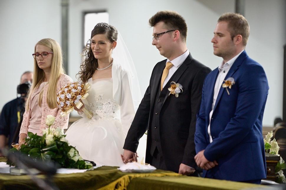 024 Esküvő fotózás - Dia és Endi - Templ