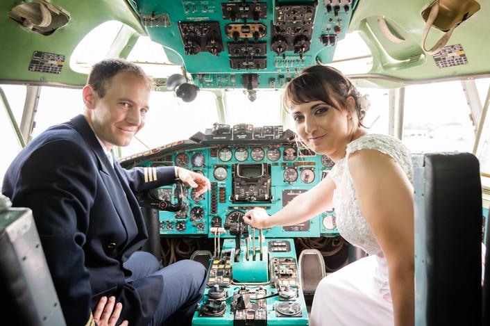 Esküvő fotózás videózás - Rita és Balázs Kreatív fotózás 07
