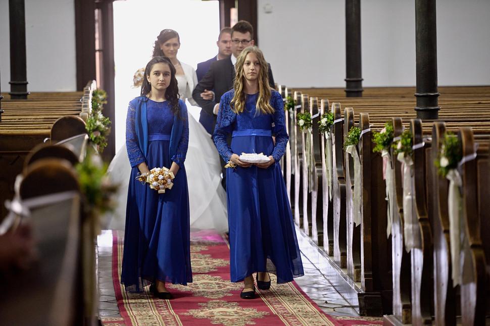 009 Esküvő fotózás - Dia és Endi - Templ