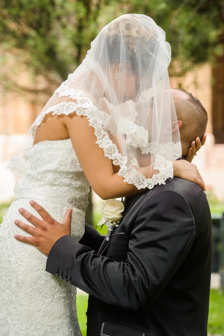 Esküvő fotózás videózás - Evelin és Kristopher - Kreatív fotózás