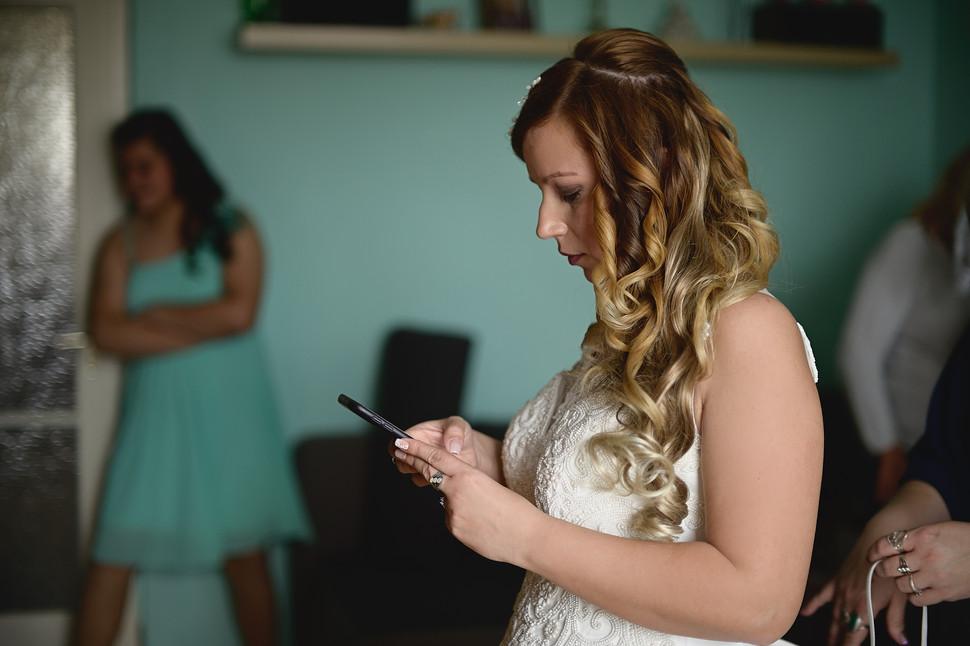 Esküvő fotózás - Enikő és Peti -  előkészületek