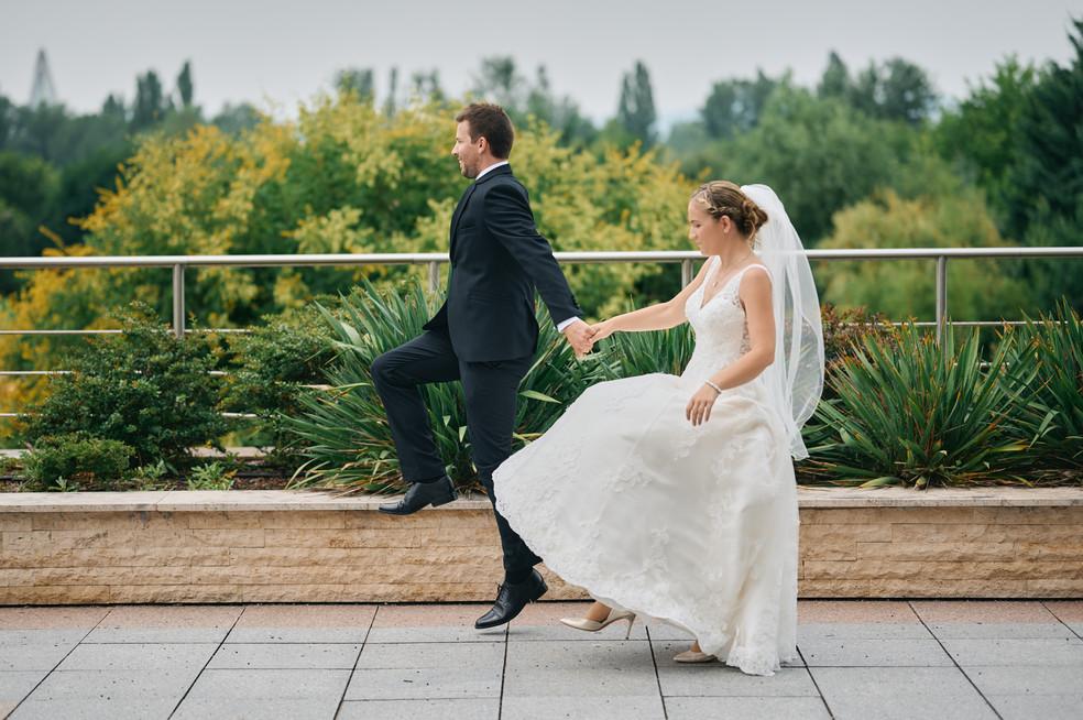 Karesz és Kriszti esküvői fotói, esküvőfotózás Aquaworld 06