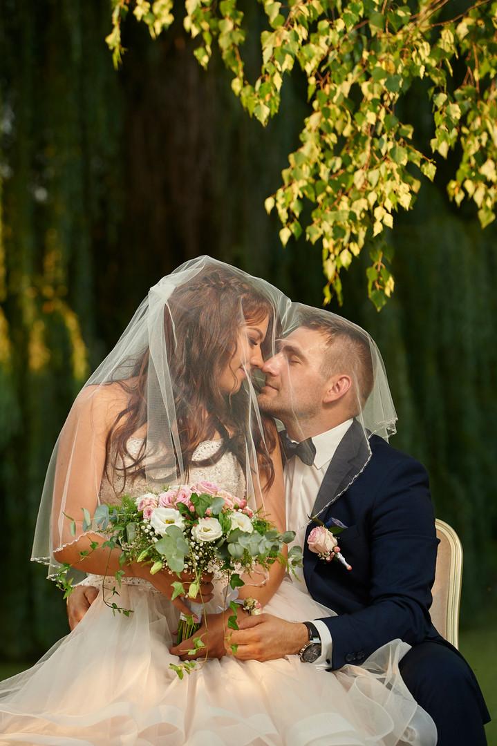 Kinga és Gergő esküvői fotói