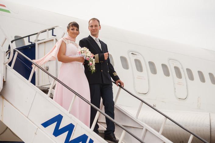Esküvő fotózás videózás - Rita és Balázs Kreatív fotózás 08