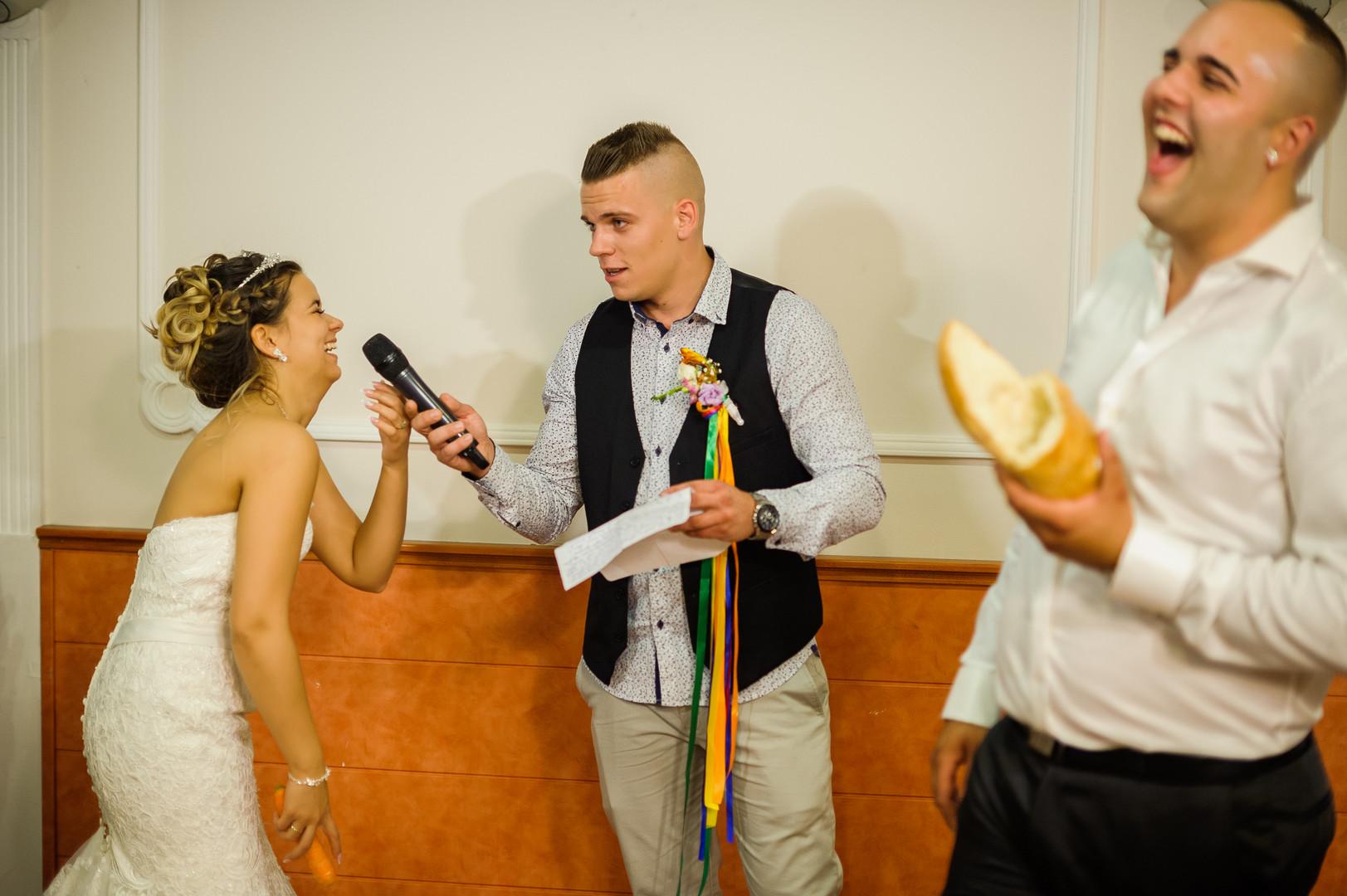 Esküvő fotózás videózás - Evelin és Kristopher - Buli